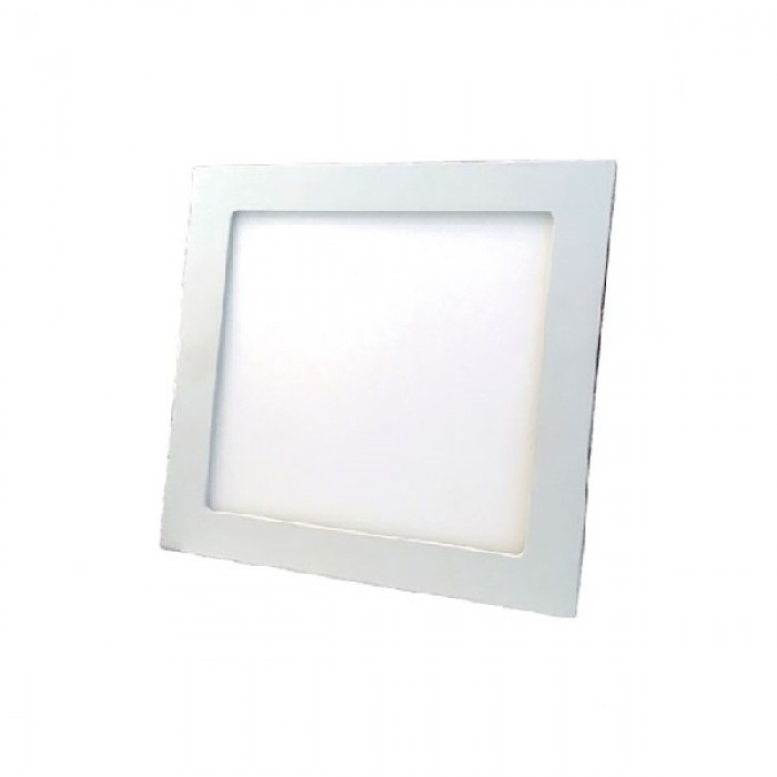 Downlight Mota blanco cuadrado 170x170mm 1080Lm 12W - izq