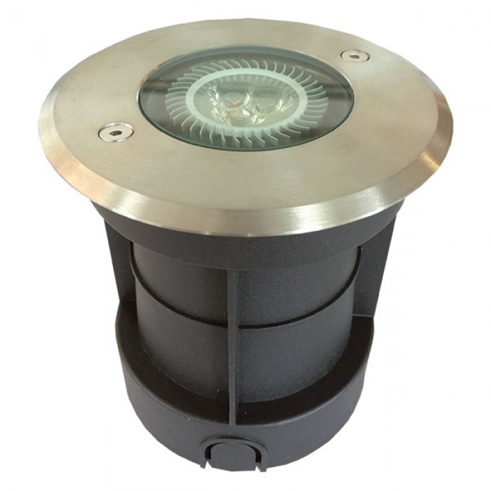 Luminaria LED empotrable suelo 120D-3W 4000K