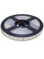Tira flexible LED ECO 24W 12V RGB IP65 (Rollo 5m)