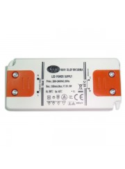 Driver de 6W 8.57V 700ma IP20 NO Regulable hor