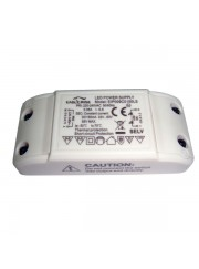Driver de 5W-9W 150ma IP20 NO Regulable hor