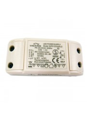 Driver de 6W-12W 250ma IP20 NO Regulable hor