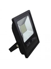 Proyector Led SMD Eco negro 3000Lm IP66 30W