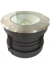 Luminaria LED empotrable suelo 150D-10W 4000K