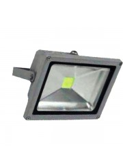 Proyector Led 20W Gris IP65