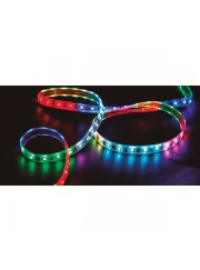 Tira flexible LED ECO RGB+Blanca 72W 12V IP65 (Rollo 5m)