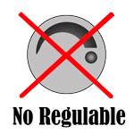 No regulable